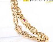 PULSERAS www.silvergold.es / Selección de fantásticas pulseras de oro que serán el complemento perfecto para esa ocasión especial. Luce en tu muñeca el accesorio por excelencia.   Marca estilo con un sólo complemento que te hará brillar.