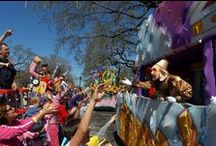 Mardi Gras / Mardi Gras is the biggest FREE party of the year across Louisiana! Mardi Gras is celebrated through out the state and New Orleans is especially famous for its Mardi Gras celebrations. Visit to experience one of the best parties on earth! / by Louisiana Travel