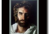Jesus Art by Akiane Kramarik / Akiane's Jesus Prince of Peace Painting as featured in Heaven is for Real