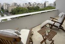 Balcony Sutie, Design cE Hotel de diseño / Take a look at our Design Hotel in Buenos Aires!