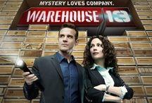Warehouse 13-Syfy
