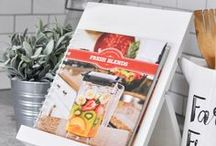 Decorating Tips & Ideas / Decorating tips and Ideas.  Also, featuring beautiful made items in wood, steel, paper, plastic.