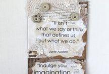 Scrap booking & Card Making Ideas! / All scrapbooking ideas, all card marking inspirations!
