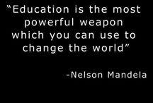 Education/Teaching / by Alexandra O'Reel