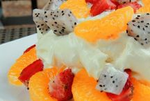 Sweet Treats / Satisfy your sweet tooth with these tempting treats from Grand Aquila Chefs!