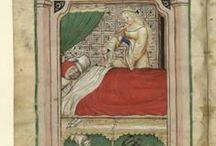 Medioevo Camera da Letto Originali e Icone