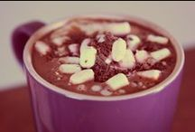 Hot Chocolate / Everyone loves hot chocolate. / by Brown Bear