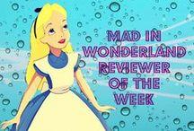 Mad in Wonderland Reviews / http://madinwonderlandreviews.blogspot.com/  https://www.facebook.com/madinwonderlandreviews