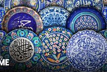 Art and Design / Turkey is the Home of Art. From the beautiful filigree jewellery available in the Grand Bazaar to the stunning designs found within Mosques throughout the country, art continues to amaze us in both traditional and modern ways.