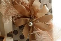 Pretty Presents, Fantastic Parties ! / by Ronnette