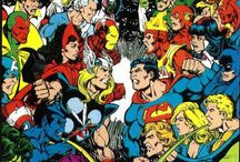 Marvel x DC / Everything we love about MARVEL and DC / by FuzzySpaceNinja 11
