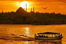 "İstanbul / See with your own eyes the reason why Istanbul was chosen as the ""No:1 Destination"" in the world by millions of Trip Advisor users."