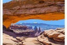 Affiches de Parcs Nationaux US
