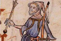 Medioevo Abbigliamento Uomo Originali ed Icone