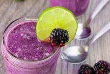 Healthy Smoothies & Drinks / Healthy smoothie recipes, juices and other drinks