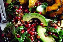 Healthy Salads / Healthy & clean salads and dressing recipes