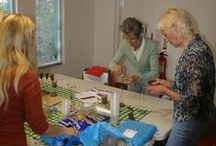 Older People's Day / We held an event for older people at Hawtonville Community Centre