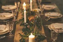 Tables ideas