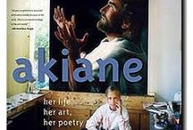 Akiane Story, Bio and Books / Akiane kramarik related book including autobiography and Heaven iis for real book offered by www.Art-SoulWorks.com