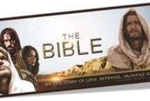"The Bible - Mini-Series / Art from Roma Downing & Mark Burnett's mini series ""The Bible"" and the movie ""Son of God"" - bookmarks and wallet cards available at www.Art-SoulWorks.com"