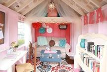 She-Sheds / Trending Now: She-Sheds! a women's answer to the man cave. Be inspired by all of these creative ideas and retreats meant for women just like you. Kloter Farms has the shed...  simply combine it with your dreams to make it a reality.