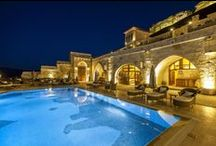 2015 TripAdvisor's Top 25 Hotels in Turkey / 2015's Winners of TripAdvisor's Travelers' Choice Awards from Turkey