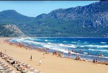 2015 TripAdvisor's Top 10 Beaches in Turkey / 2015's Winners of TripAdvisor's Travelers' Choice Awards from Turkey