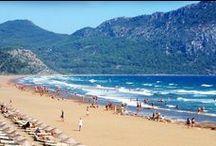 2015 TripAdvisor's Top 10 Beaches in Turkey / 2015's Winners of TripAdvisor's Travelers' Choice Awards from Turkey