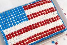 4th of July / Ideas for party planning on the 4th of July