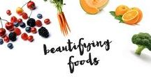 Healthy Skin Food / Food that contains the essential ingredients your skin needs.