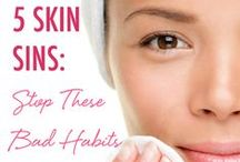 Skincare Tips / General tips on keeping your skin healthy and looking its best