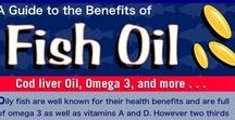 Fish Oil Benefits / All the latest info on the benefits of fish oil!