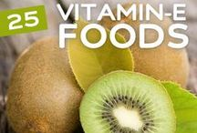 Vitamin E / The health benefits and uses of Vitamin E