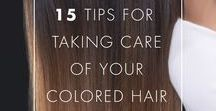 All Things Hair / Hair health and hair styling tips