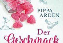 Pippa Arden: Der Geschmack von Liebe / Wer setzt denn nur einen attraktiven, schweigsamen Mann aus? Noch dazu einen, der barfuß ist? Franziska Engel, Whiskyladen-Inhaberin wider Willen, findet ihn im herbstlichen Schlosspark und kann nicht widerstehen...