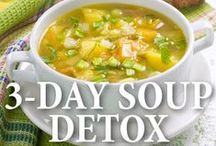 Detox / Healthy ways to cleanse and detox your body