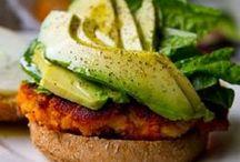 Deliciosas hamburguesas veganas / ¡Para amantes de las hamburguesas!