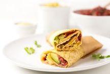Desayunos veganos / Deliciosas y fáciles recetas para un rico desayuno.