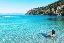The Ever-Inviting Turquoise Coast! / Sometimes the water along the Turkish Riviera just begs you to dive in!