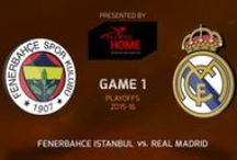 Euroleague Playoffs 2015/16 Presented by Turkey Home