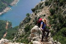 Lycian Way / Take a trip down the stunning sights, wowing visitors for Millennia along the Lycian way!