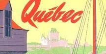 Canada et Québec par le dessin et l'affiche