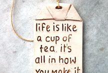 My cup of tea / coffee ☕️
