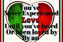 To be an Italian