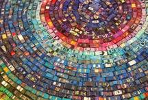 "art | rainbow colours / ""CMYK & RGB together!"" ;) | I love colours! Colour is life! :)"