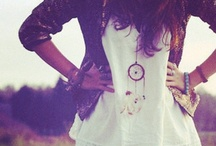 style | peace&love / looove this style! *-* | hippie, gypsy, boho, bohemian