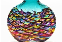 Beautiful glass / by Auntie Kamen