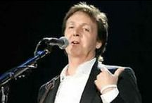 Paul McCartney - A Living Legend / by Brittany Jayde Blackwell