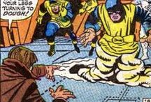 Marvel Comics Moments / Here are some great finds from Marvel Comics.