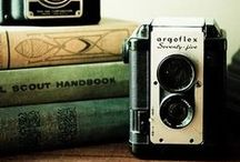 Cameras / vintage Cameras, for those who love them like me! <3